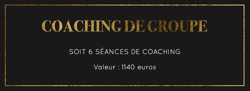 COACHING GROUPE